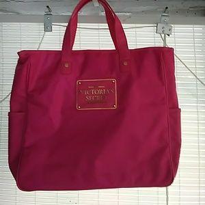 Victoria's Secret tote bag! Pretty!